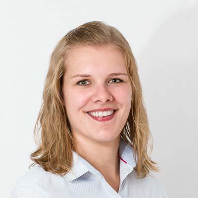Claudia Bujak, M. Sc.<br>Fachgebiet: Straßenbau, Verkehrswesen<br>